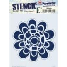 Tracy Scott Stencil & Mask 089